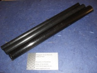 Nylon6, Black, Round Bar