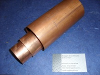 Copper C106, Tube