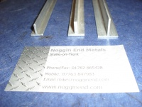 Aluminium 6063, Tee Section
